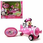Jada Disney Minnie Mouse RC Airplane Pink Remote Control Vehicle**IN STOCK**