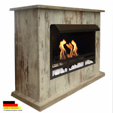 Gelkamin Ethanolkamin Kamin Fireplace Ceminee Armin Vertiko Shabby Premium Ofen