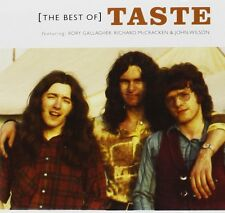TASTE: THE VERY BEST OF CD GREATEST HITS / RORY GALLAGHER / NEW