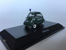 1:43 Schuco BMW Isetta Landespolizei 450211700