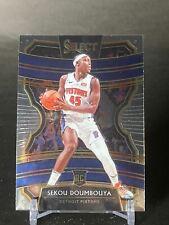2019-20 Panini Select Sekou Doumbouya #71 CONCOURSE RC Rookie Pistons (S2)