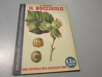 S.Mahmud The Nocciuolo R.E.D.A. 1940 - Teaching Agrario