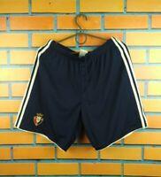 Osasuna FC Adidas Shorts Size MEDIUM Soccer Football BJ9129