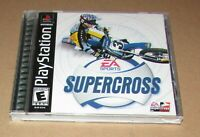Supercross for Playstation PS1 Complete Fast Shipping!