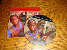 BLOOD DIAMONDS EMMY DVD HISTORY DOCUMENTARY AFRICA CIVIL WARS CONFLICT Rights