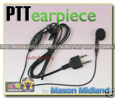 PTT écouteur pour Midland GXT500 GXT600 4-004S2