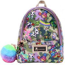tokidoki Camo KAWAII Mini Backpack -