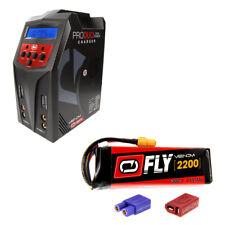 Venom 30C 3S 2200mAh 11.1V LiPo Battery with Pro Duo Charger Combo