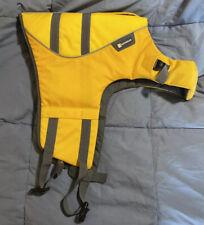 Ruffwear Dog Life Jacket Safety Vest Float Coat Reflective Preserver Size Large