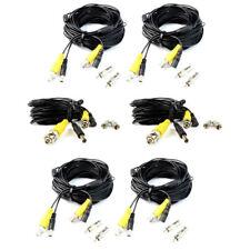 HQRP AC Adapter /& Cable for Zmodo 700TVL ZH-IXA15-WAC ZP-IBI13-W ZP-IBH13-P