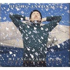 BIAGIO ANTONACCI - Mi fai stare bene - MC LIMITED EDITION 1999 SIGILLATA SEALED