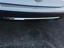 NEW OEM NISSAN ROGUE 2017-2018 REAR BUMPER CHROME ACCENT TRIM