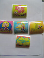Disney Lizzie Mcguire Stickers Free Magnets