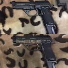 Kwa M93r Airsoft Green Gas Blowback Pistol