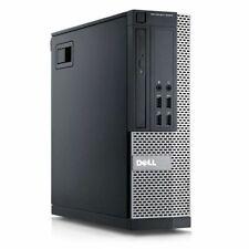 Dell Optiplex 7010 SFF PC Core i7 3.4GHZ Quad Core 32GB 500GB SSD Win 10 Pro