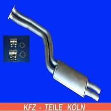BMW E46 - 320 325 330 Pre-silencer Exhaust System + Assembly Kit