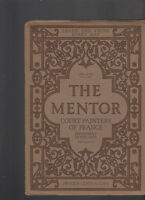 Mentor Magazine April 15 1914 #57 Court Painters of France
