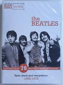 THE BEATLES Here,There And Everywhere 1963-1970 DVD Cat No. KAL2539