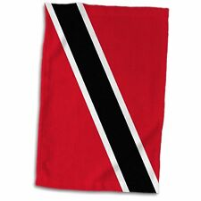 Knopf Flag of Trinidad and Tobago The Sun-Sea-Sand Banner Hand Towel