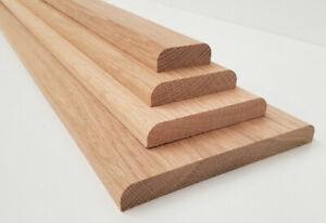 Oak Threshold Internal Door Wooden Timber Sill Cill Hardwood Wood 850mm Trim