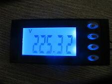 100A AC Digital LED power meter monitor Voltage KWh Watt Energy Volt Ammeter