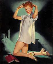 24x36 14x21 40 Poster Vintage Gil Elvgren Pinup Girl Classic Art Hot P-1766