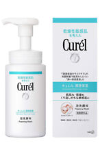 Free Shipping Kao Curel Sensitive skin Face Wash Cleansing Foam 150ml From Japan
