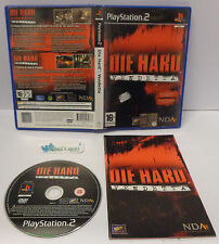 Console Game Gioco SONY Playstation 2 PS2 PAL ITALIANO Play - DIE HARD VENDETTA