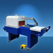Winkelschweißer mit Schrumpftunnel Italdibipack ESPERT 5040, Verpackungsmaschine