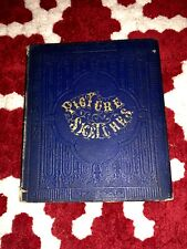 1856 PICTURE SKETCHES for Instruction & Entertainment; PRESBYTERIAN BOARD