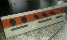 Sugden a48 integrated amplifier.