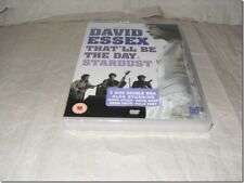 THAT'LL BE THE DAY / STARDUST - DAVID ESSEX  dvd UK RELEASE NEW FACTORY SEALED