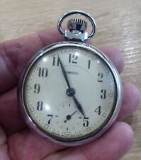 QUALITY VINTAGE SMITHS GENTS POCKET WATCH // WORKING