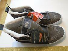 New Vans All Weather MTE Men's Size 10 Skateboard Shoes 721454 Fluffy Insides