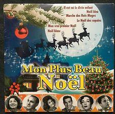 Compilation CD Mon Plus Beau Noël - France (M/M - Scellé / Sealed)