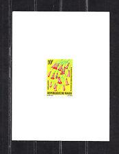 épreuve de luxe  Niger  1964/65  fleur  russelia equisetiformis  10f  num: 136