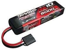 Traxxas power CELL LIPO 5000mah 11.1v 25c ID-connecteur e-revo, E-MAXX - 2872x
