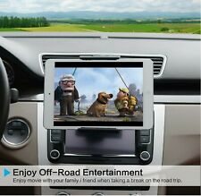 CD Slot Tablet Car Mount for 7-11 inch Tablet, CD Player Cell Phone Holder for 3