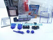 Transformers G1 1986 Hasbro Motormaster Stunticon Complete with Box &Orig Insert