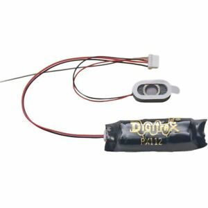 DigiTrax PX112-6 - Power Xtender for 6 pin Sound Decoders   - N Scale