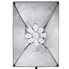 METTLE Studioset Tageslicht Set Daylight Kit ES-955-30 mit Softbox 60x90 cm