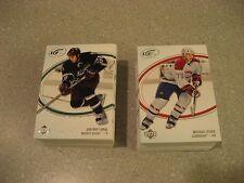 Upper Deck 2005/06 UD Ice Base card set 1-100