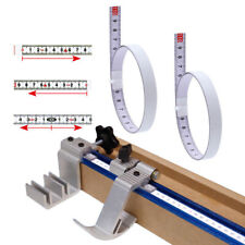 T-track Miter Track Tape Measure Self Adhesive Steel Ruler Miter Saw Scale.dr