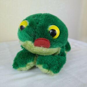 """+ Vintage 1977 Russ Berrie """"Fleegle"""" Frog"""