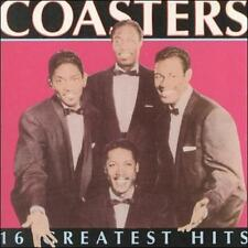 The Coasters : 16 Greatest Hits CD