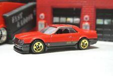 Hot Wheels Loose - '82 Nissan Skyline R30 - 1:64 - Red - 2018 Factory Fresh