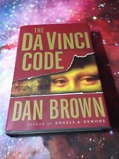 The Da Vinci Code, First Edition, First Printing, Doubleday Publications