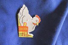 Vintage 1950's Pickin Chicken Menu, Miami, FL