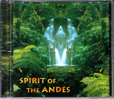 Spirit of the Andes CD 1997 US-Import