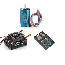 1/8 ESC Motor Combo Tenshock X802LV2/4Y Truggy+Hobbywing EZRUN Max8 V3 150A Losi